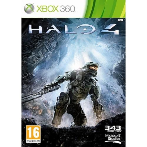 Halo 4 Xbox 360 Б/У купить в новосибирске