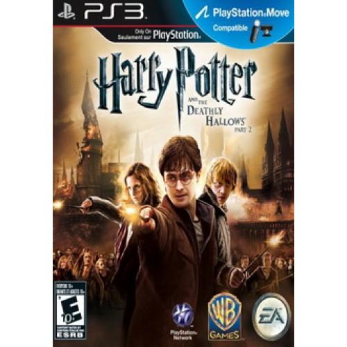 Гарри Поттер и Дары Смерти Часть 2 PS 3 Б/У купить в новосибирске