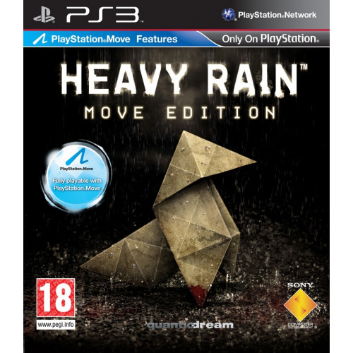 Heavy Rain PlayStation 3 Б/У купить в новосибирске