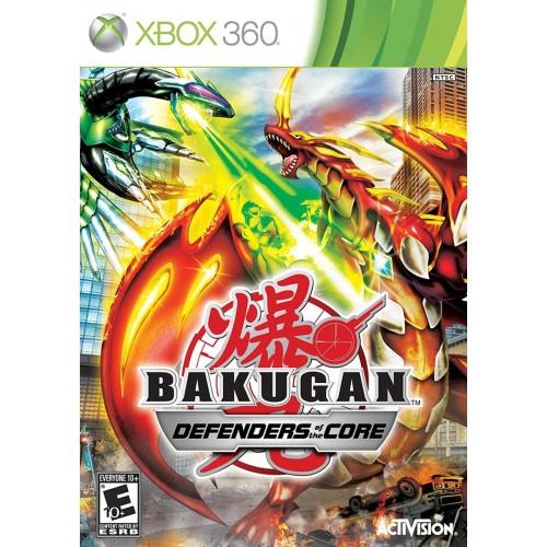 Bakugan: Defenders Of The Core Xbox 360 Б/У купить в новосибирске
