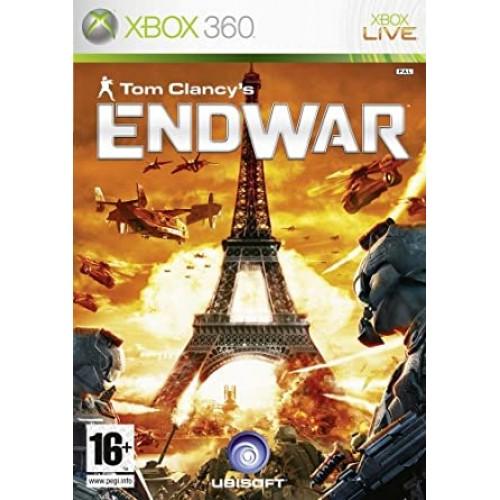 Tom Clancy's EndWar Xbox 360 Б/У купить в новосибирске