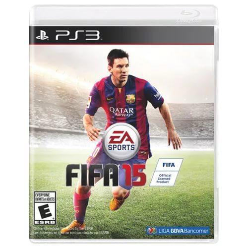 FIFA 15 [PlayStation 3] купить в новосибирске