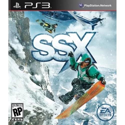 SSX PlayStation 3 Б/У купить в новосибирске