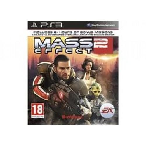 Mass Effect 2 PlayStation 3 Б/У купить в новосибирске
