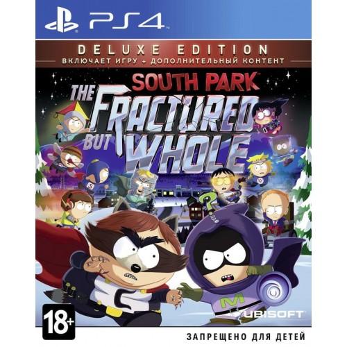 South Park: The Fractured But Whole Deluxe Edition - 3500 (новый, в упаковке)  купить в новосибирске