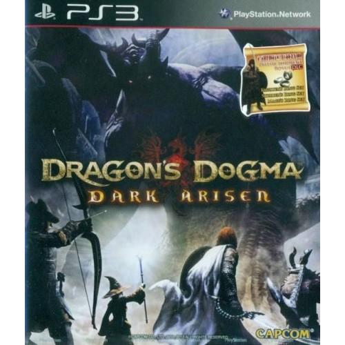 Dragon's Dogma: Dark Arisen PlayStation 3 Б/У купить в новосибирске