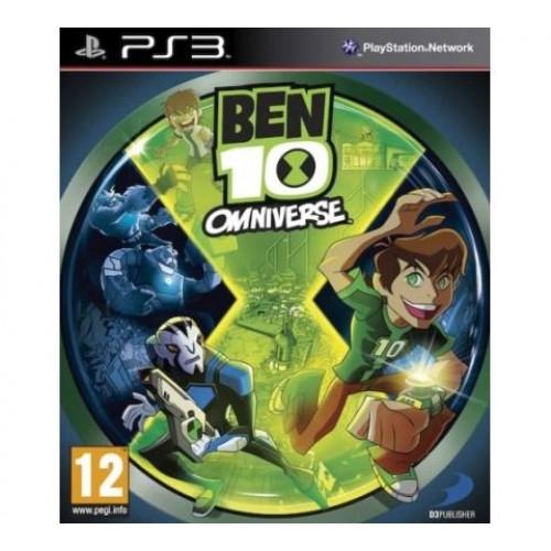 Ben 10 Omniverse PlayStation 3 Б/У купить в новосибирске