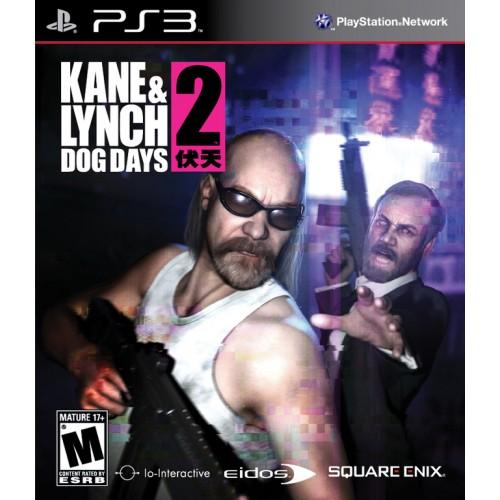 Kane & Lynch 2 Dog Days PlayStation 3 Б/У купить в новосибирске
