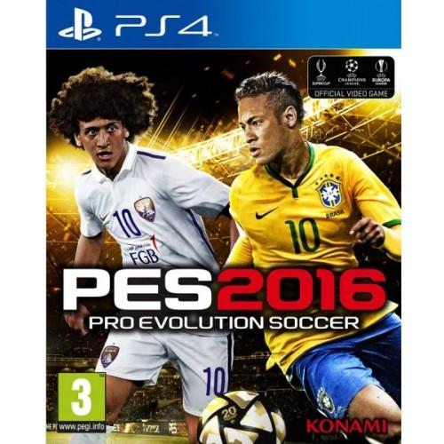 Pro Evolution Soccer 2016  купить в новосибирске