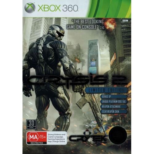 Crysis 2 Xbox 360 купить в новосибирске