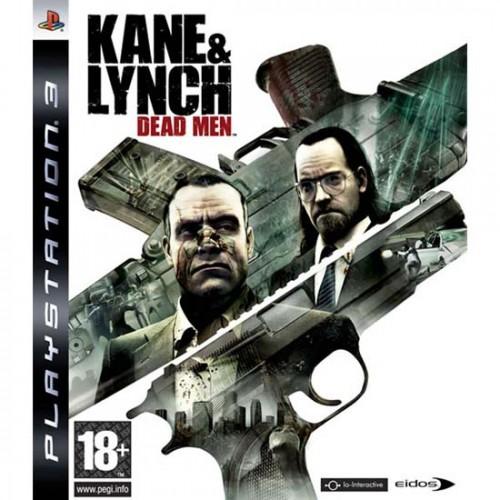 Kane & Lynch: Dead Men PlayStation 3 Б/У купить в новосибирске
