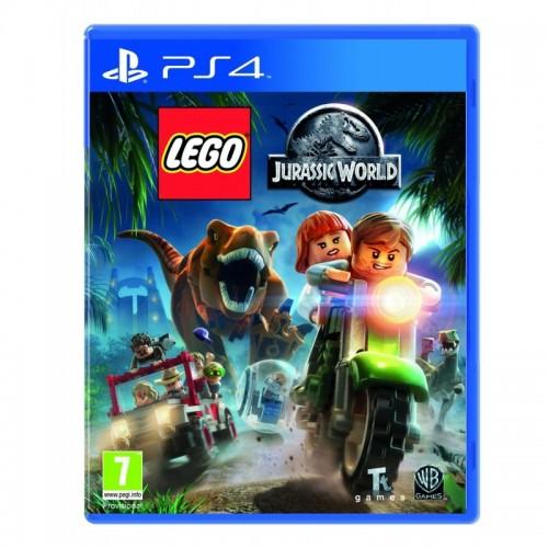LEGO Jurassic World PS4 Новый купить в новосибирске