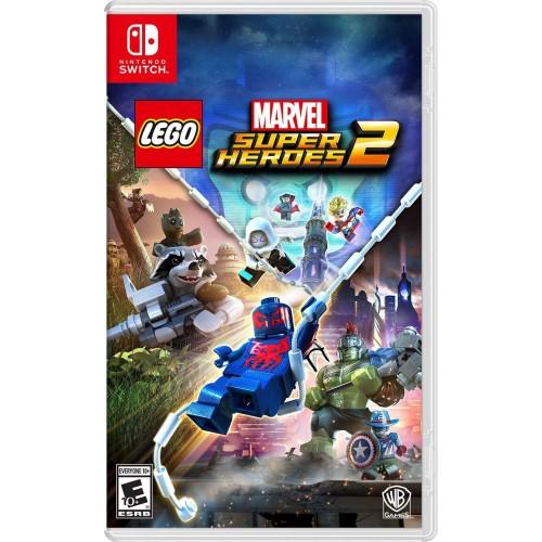 LEGO Marvel Super Heroes 2 Ninendo Switch Б/У купить в новосибирске