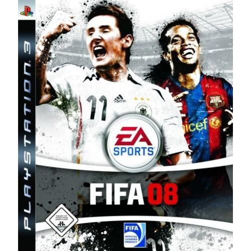 FIFA 08 PlayStation 3 Б/У купить в новосибирске