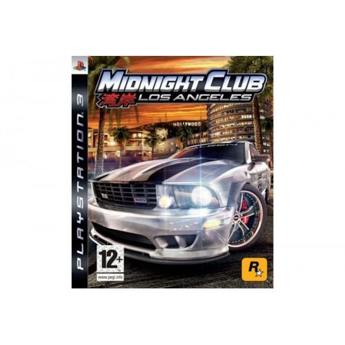 Midnight club los angeles купить в новосибирске