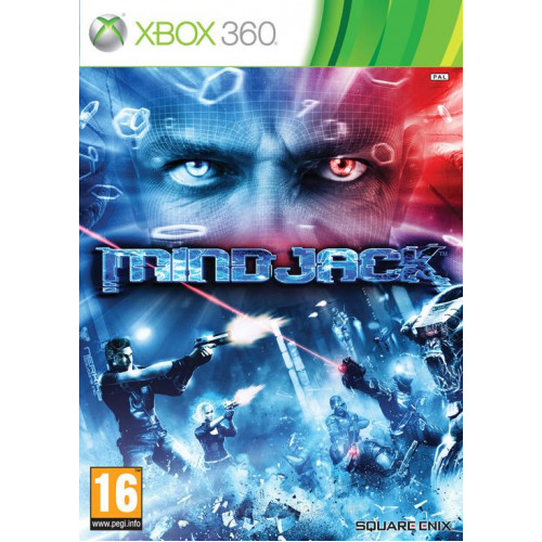 Mindjack Xbox 360 купить в новосибирске