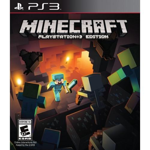 Minecraft PlayStation 3 Б/У купить в новосибирске