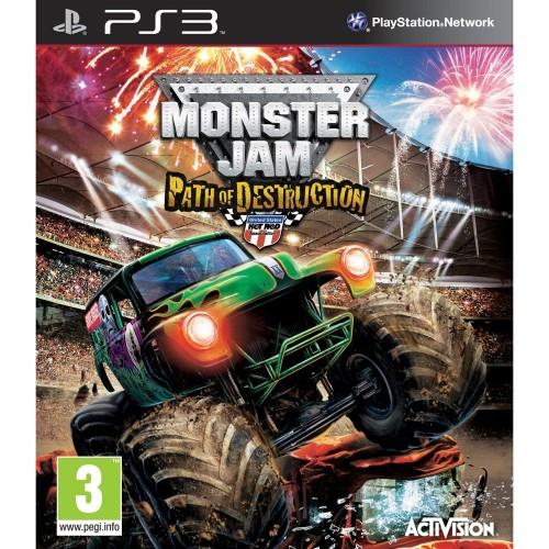 Monster Jam - Path of Destruction купить в новосибирске