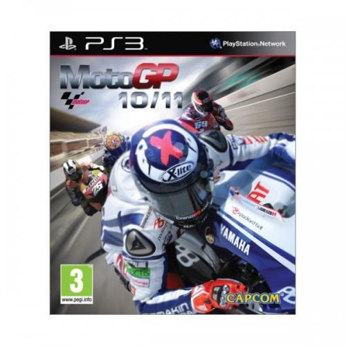 MotoGP 10/11 PlayStation 3 Б/У купить в новосибирске