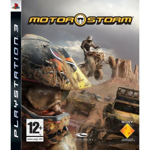 MotorStorm PlayStation 3 Б/У купить в новосибирске