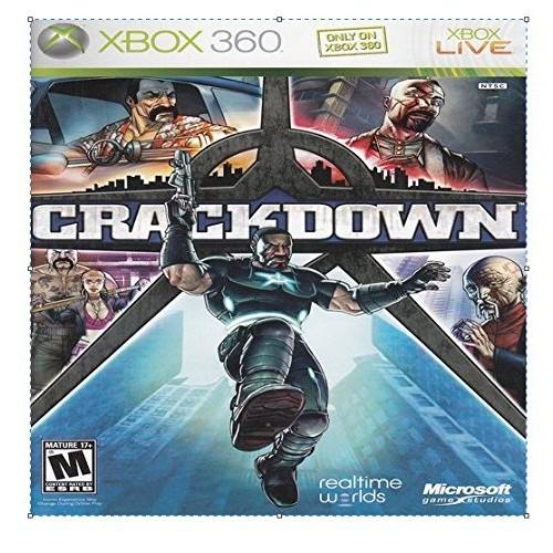 Crackdown Xbox 360 Б/У купить в новосибирске