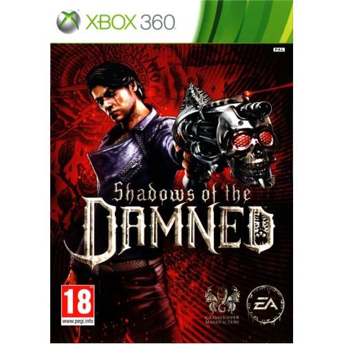 Shadows of the Damned Xbox 360 Б/У купить в новосибирске