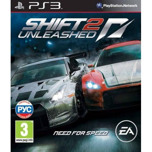 Need for Speed: Shift 2 PlayStation 3 Б/У купить в новосибирске