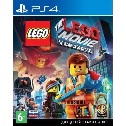 LEGO Movie Videogame PlayStation 4 Б/У купить в новосибирске