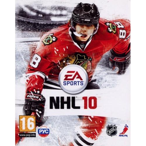 NHL 10 PlayStation 3 Б/У купить в новосибирске