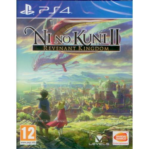 Ni No Kuni II Revenant Kingdom PlayStation 4 Б/У купить в новосибирске
