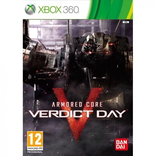 Armored Core Verdict Day Xbox 360 Б/У купить в новосибирске