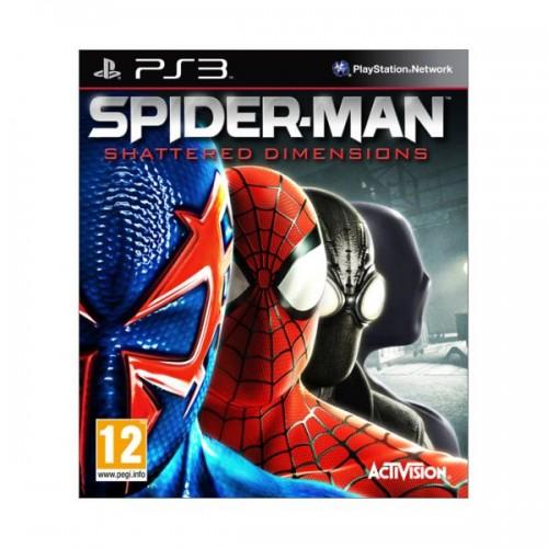 Spider Man Shattered Dimensions купить в новосибирске