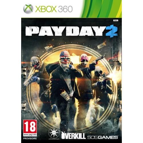 PayDay 2 Xbox 360 купить в новосибирске