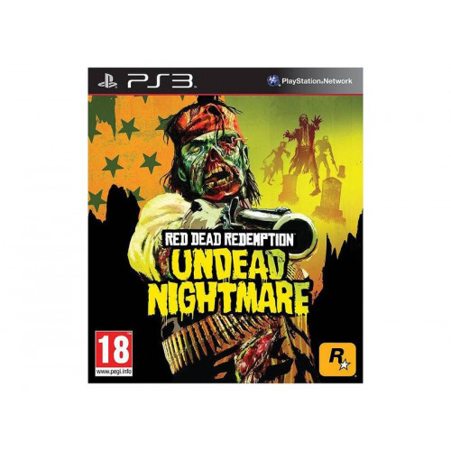 Red Dead Redemption: Undead Nightmare PS 3 Б/У купить в новосибирске