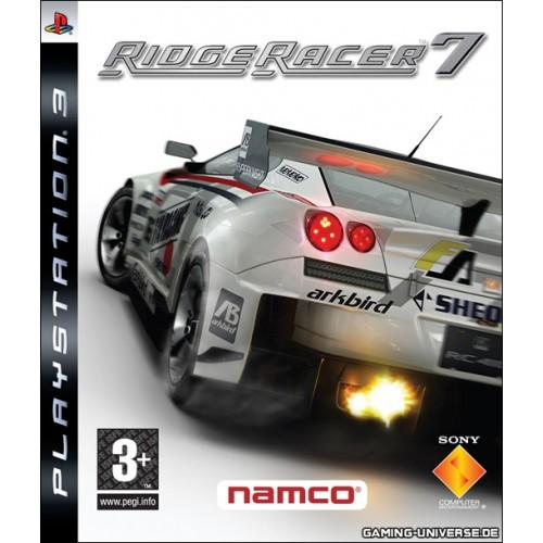 Ridge racer 7 купить в новосибирске