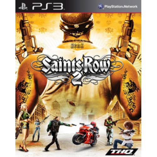 Saints Row 2 PlayStation 3 Б/У купить в новосибирске