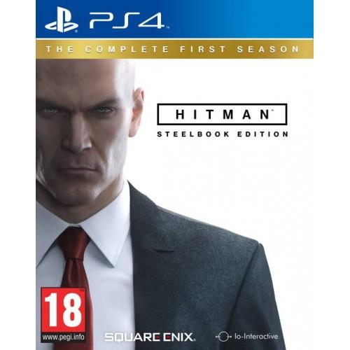 Hitman: Full First Season PlayStation 4 Б/У купить в новосибирске