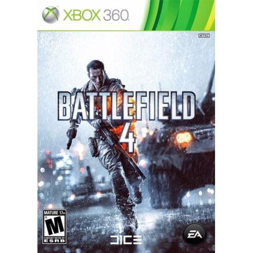 Battlefield 4 Xbox 360 Б/У купить в новосибирске