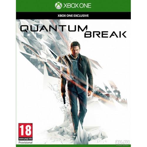 Quantum Break Б/У купить в новосибирске