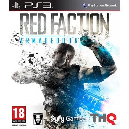 Red Faction: Armageddon PlayStation 3 Б/У купить в новосибирске