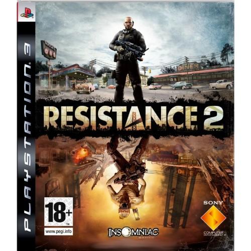 Resistance 2 PlayStation 3 Б/У купить в новосибирске