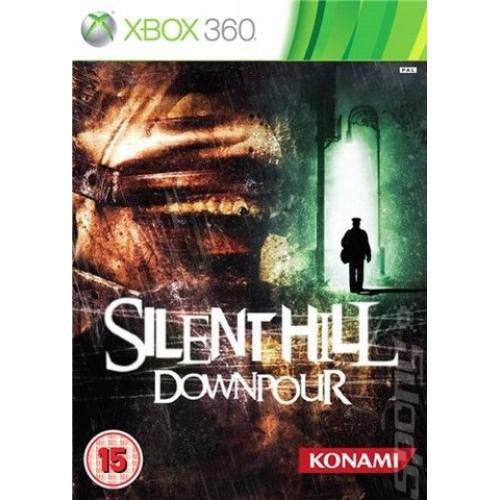 Silent Hill Downpour Xbox 360 купить в новосибирске