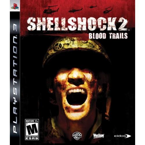 Shellshock 2 Blood Tail PlayStation 3 Б/У купить в новосибирске