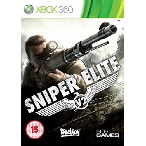 Sniper Elite Xbox 360 Б/У купить в новосибирске