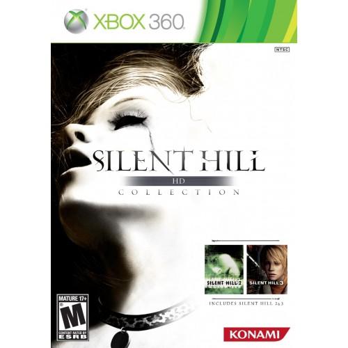 Silent Hill HD Collection Xbox 360 купить в новосибирске