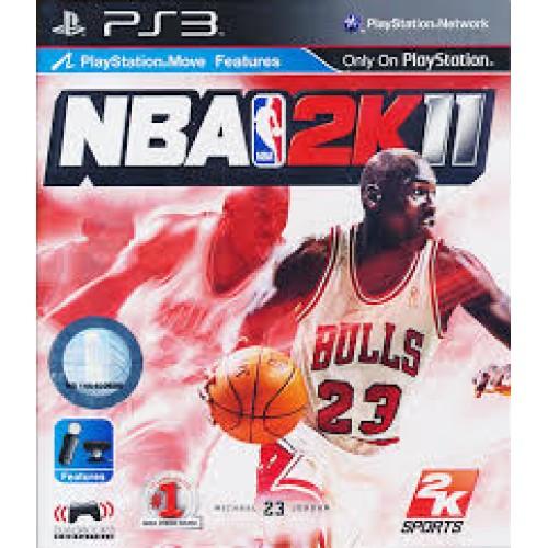 NBA 2k11 PlayStation 3 Б/У купить в новосибирске