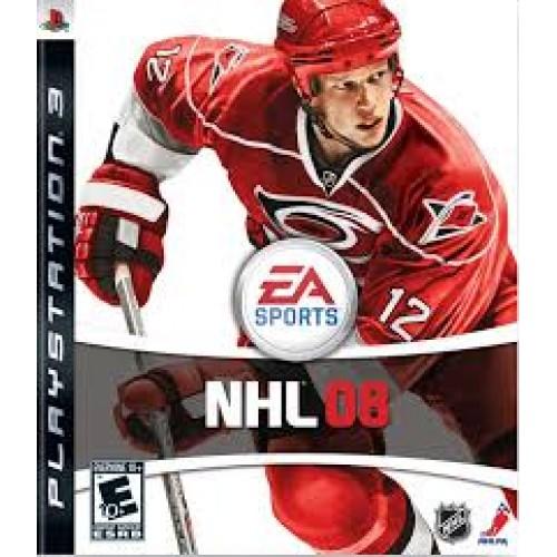 NHL 08 PlayStation 3 Б/У купить в новосибирске