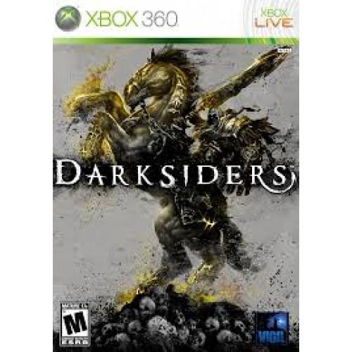 Darksiders Xbox 360 Б/У купить в новосибирске