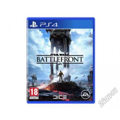 Star Wars Battlefront - (новый, в упаковке)  купить в новосибирске