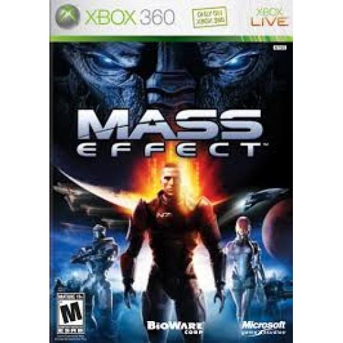 Mass Effect Xbox 360 Б/У купить в новосибирске